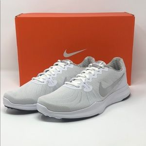 Women's Nike In-Season Tr 7 (White/MTL Silver)